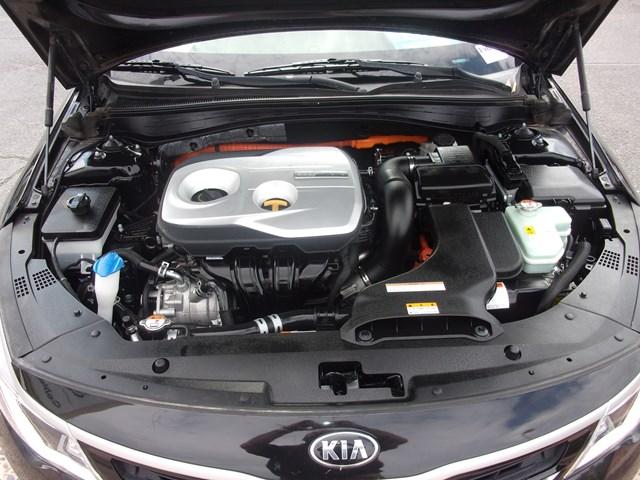 Used 2017 Kia Optima Hybrid Premium