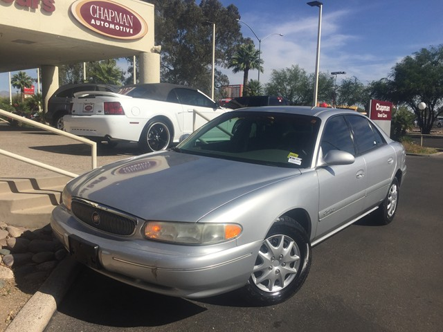 2002 Buick Century Custom Stock#:W1770550A