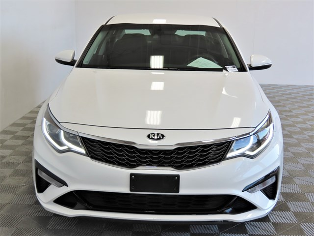 Used 2019 Kia Optima LX