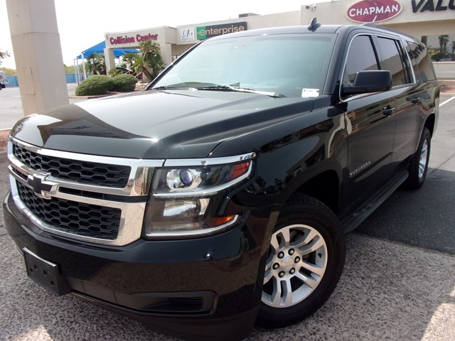 Used 2016 Chevrolet Suburban LT 1500