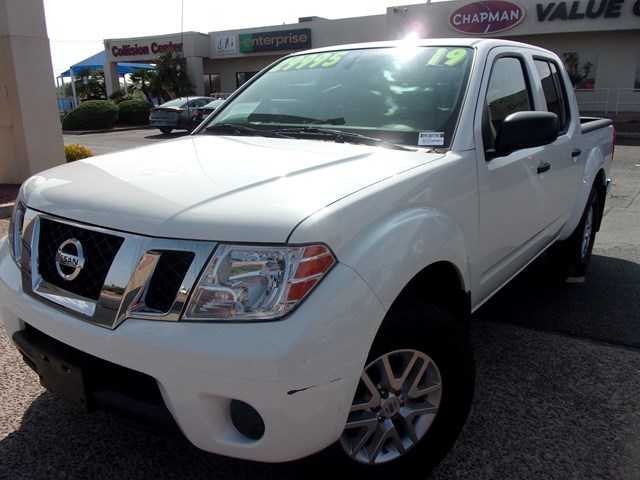 Used 2019 Nissan Frontier SV Crew Cab