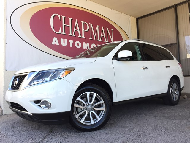 Used 2016 Nissan Pathfinder SV