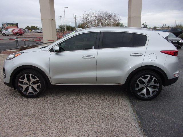 Used 2017 Kia Sportage SX Turbo