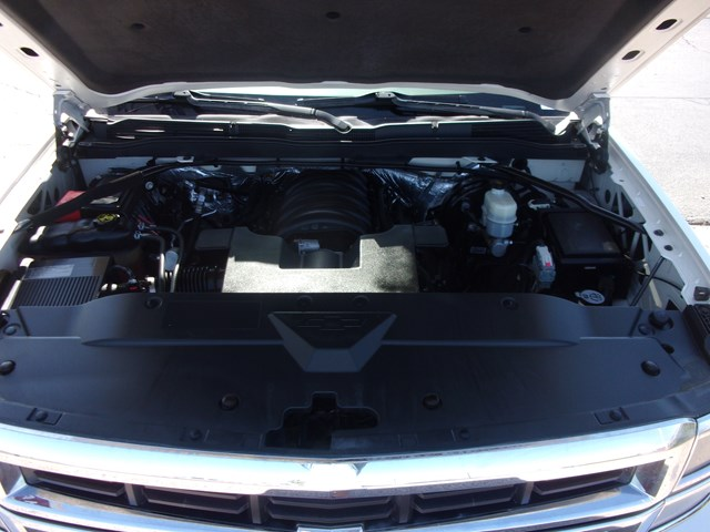2014 Chevrolet Silverado 1500 LTZ Z71 Crew Cab