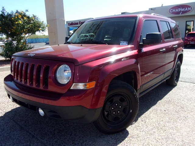 Used 2016 Jeep Patriot Sport