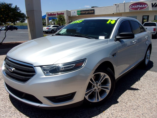 Used 2014 Ford Taurus SEL