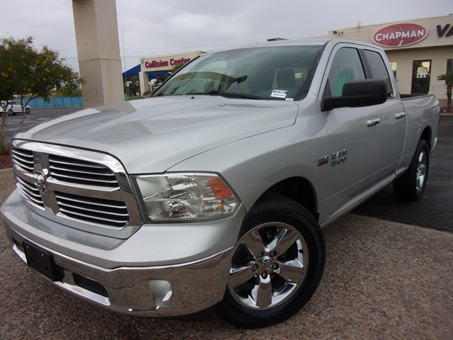 Used 2016 Ram 1500 Big Horn Extended Cab
