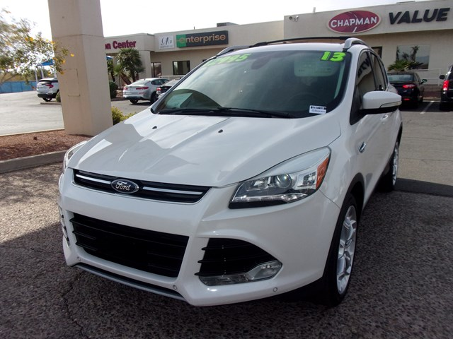 Used 2013 Ford Escape Titanium