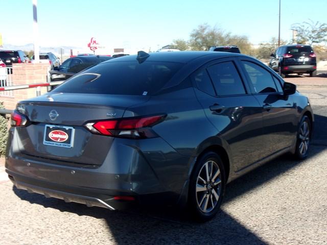 Used 2020 Nissan Versa SV