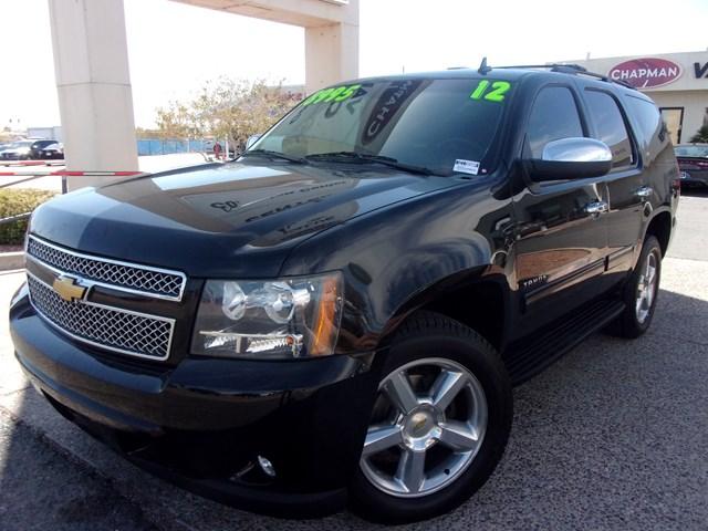 Used 2012 Chevrolet Tahoe LT