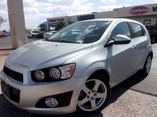 Used 2013 Chevrolet Sonic LTZ