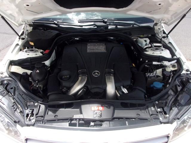 2014 Mercedes-Benz E-Class E 550 4MATIC