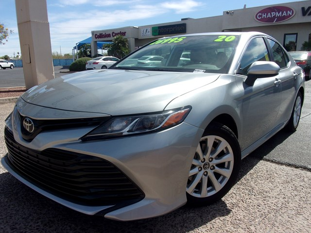 Used 2020 Toyota Camry LE