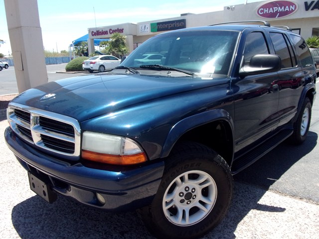 Used 2003 Dodge Durango SLT
