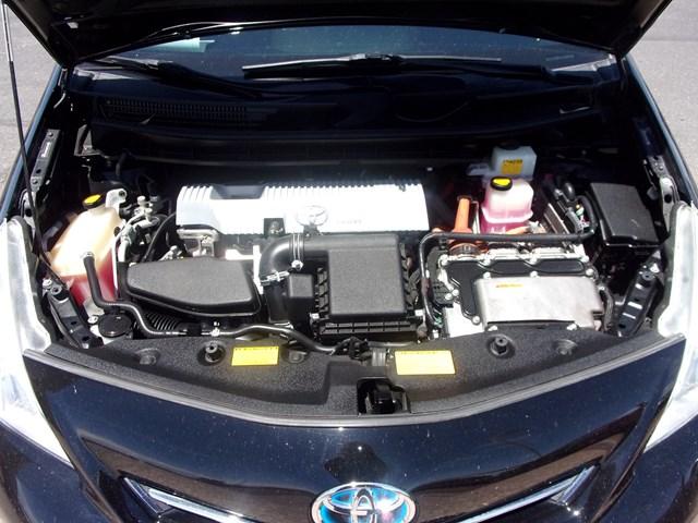 Used 2012 Toyota Prius v Five