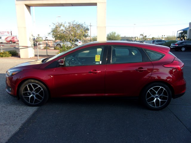 Used 2017 Ford Focus SEL