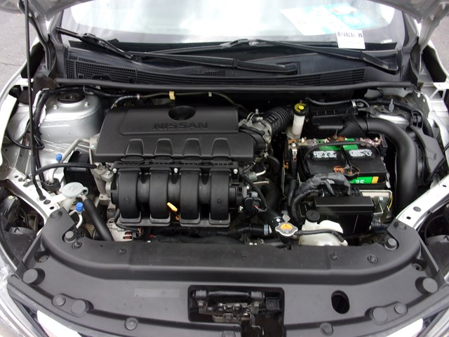 Used 2017 Nissan Sentra SV