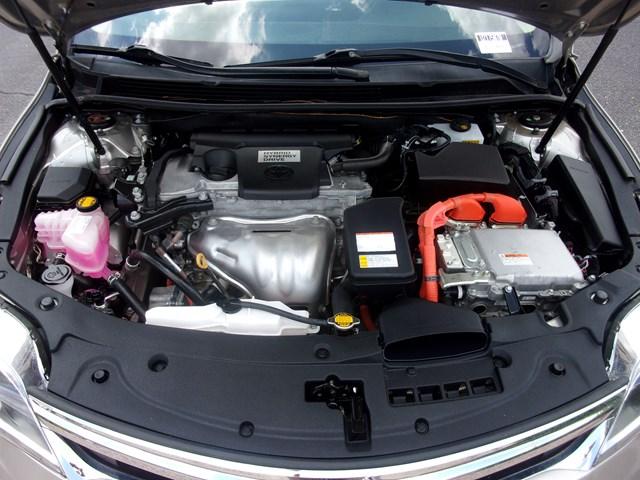 Used 2015 Toyota Avalon Hybrid XLE Touring