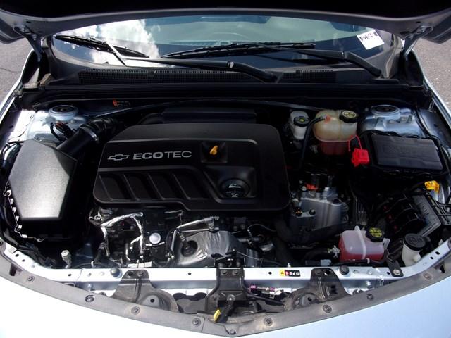 Used 2018 Chevrolet Malibu Hybrid