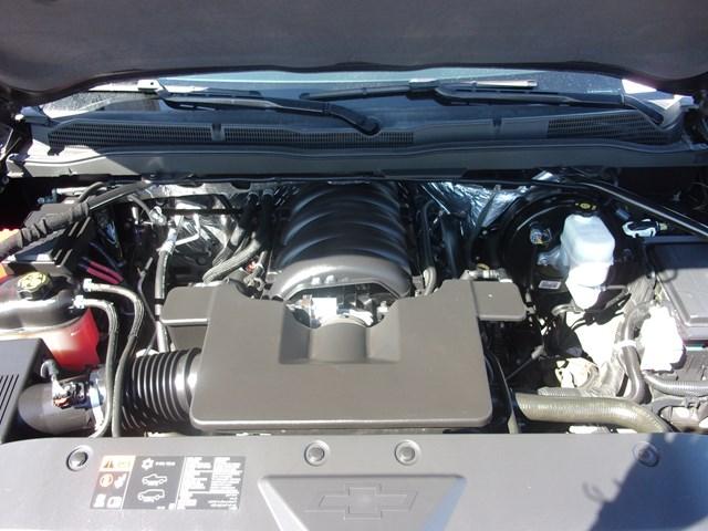 2015 Chevrolet Silverado 1500 LTZ Crew Cab