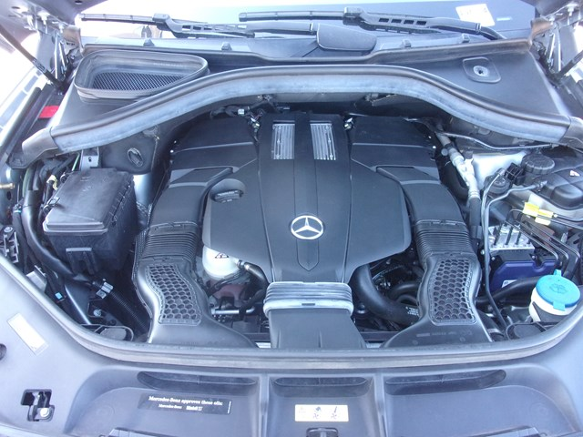 2016 Mercedes-Benz GL-Class GL 450 4MATIC®