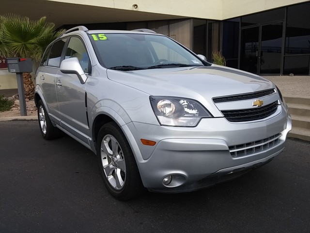 used 2015 chevrolet captiva sport lt stock w1575470 chapman automotive group. Black Bedroom Furniture Sets. Home Design Ideas