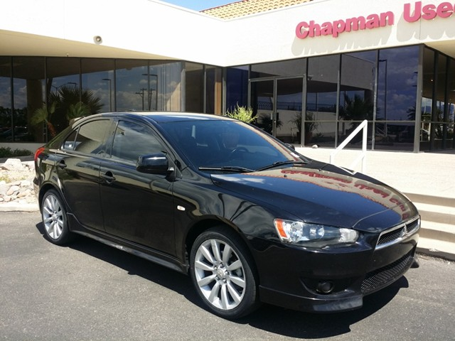 used 2010 mitsubishi lancer sportback gts for sale stock w1673470 mercedes benz of tucson. Black Bedroom Furniture Sets. Home Design Ideas