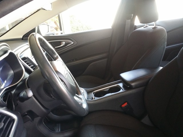 2015 Chrysler 200 Limited – Stock #W1673770