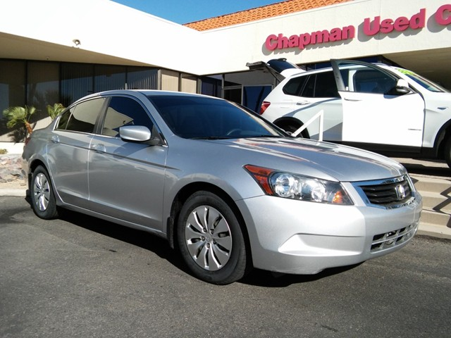 used 2010 honda accord lx stock w1675150a chapman. Black Bedroom Furniture Sets. Home Design Ideas