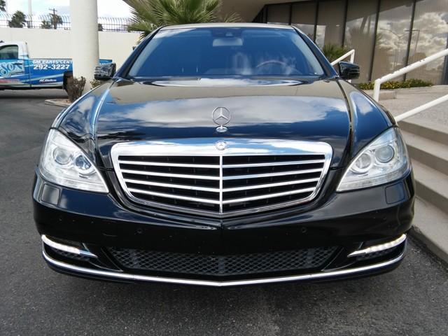 2011 Mercedes-Benz S-Class S 550 – Stock #W1770050