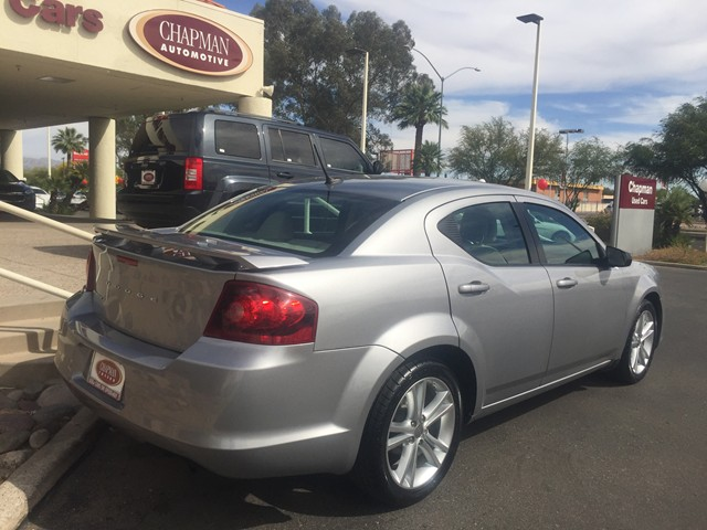 Used 2014 dodge avenger se for sale stock w1771900 for Mercedes benz silver spring service coupons
