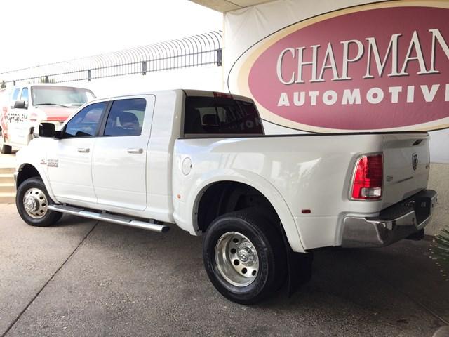 2014 Ram 3500 Laramie Crew Cab