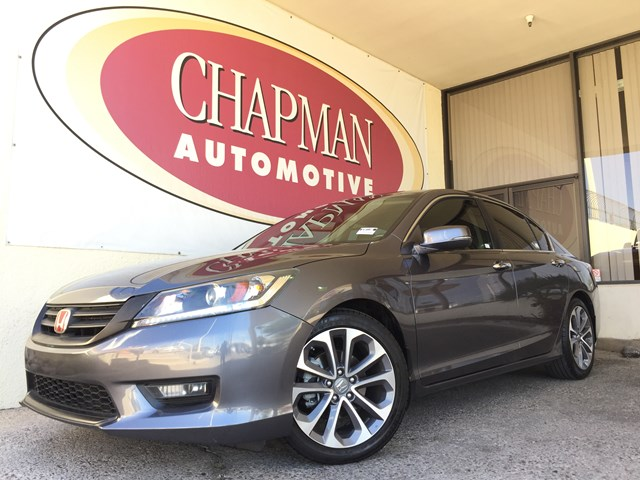 Used 2015 Honda Accord EX-L