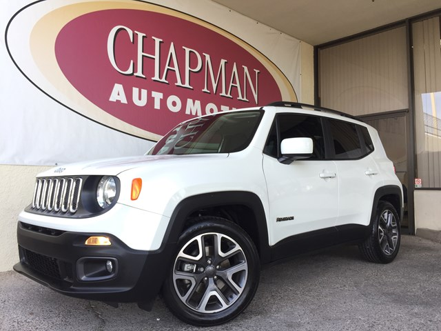 Used 2018 Jeep Renegade Latitude