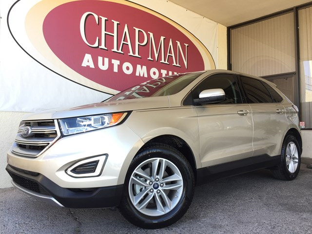 Used 2018 Ford Edge SEL