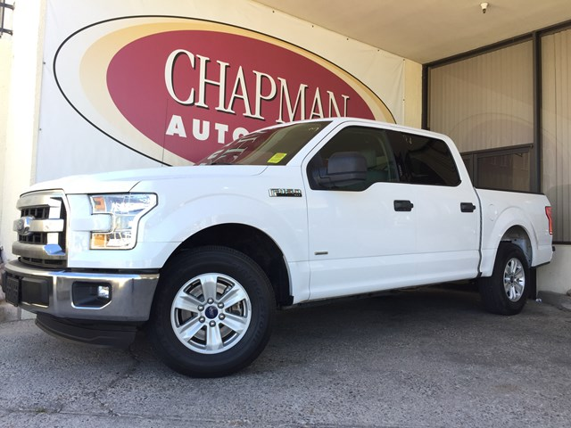 Used 2016 Ford F-150 XLT Crew Cab