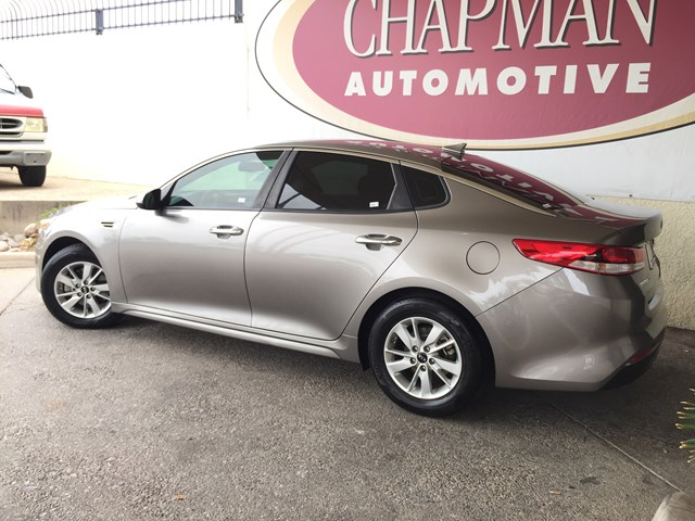 Used 2016 Kia Optima LX