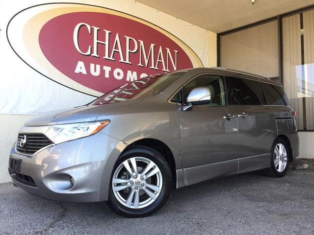 Used 2012 Nissan Quest 3.5 LE