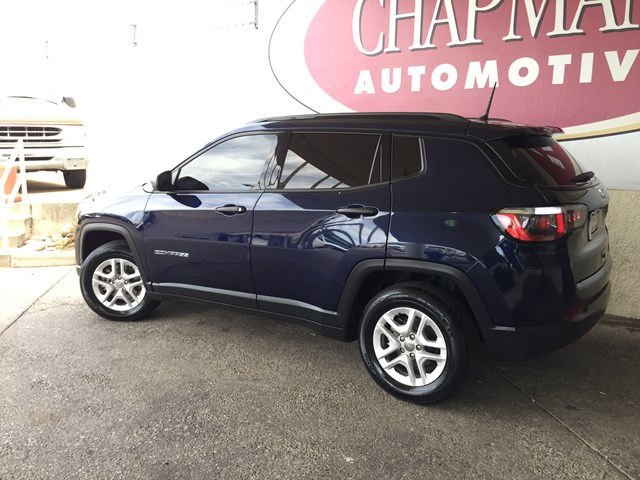 Used 2018 Jeep Compass Sport