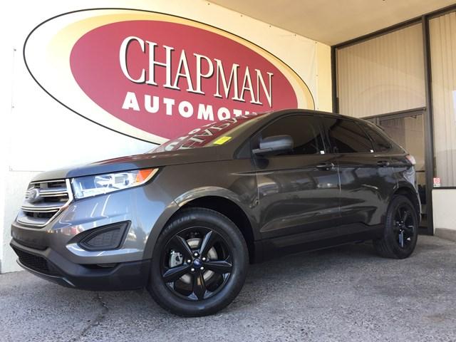 Used 2016 Ford Edge SE