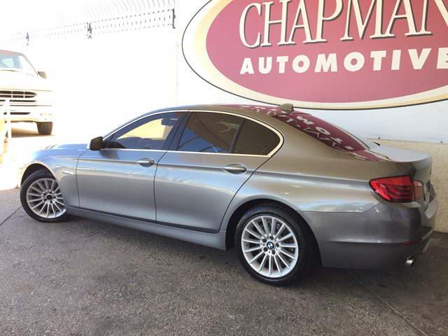 Used 2013 BMW 5-Series 535i