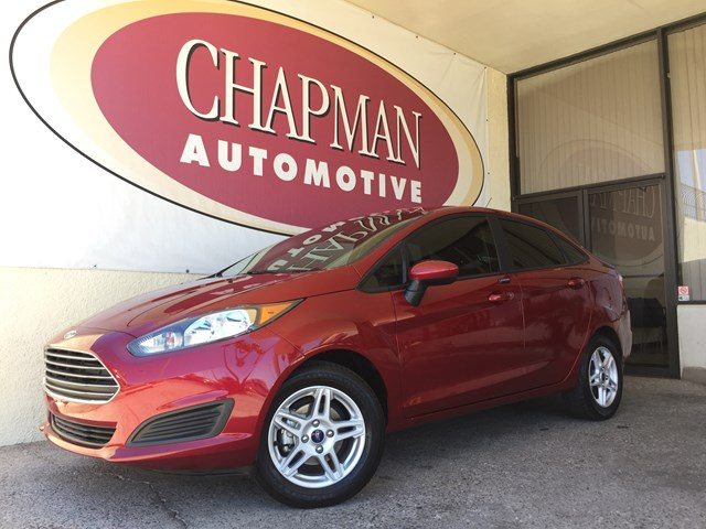 Used 2017 Ford Fiesta SE