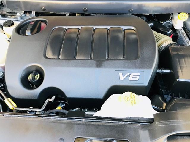 Used 2017 Dodge Journey Crossroad