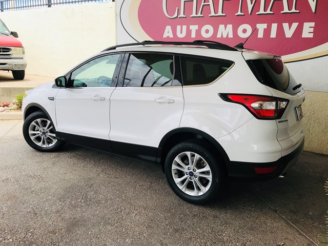 Used 2018 Ford Escape SEL