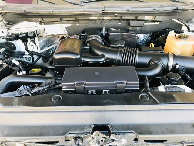 2009 Ford F-150 Lariat Crew Cab