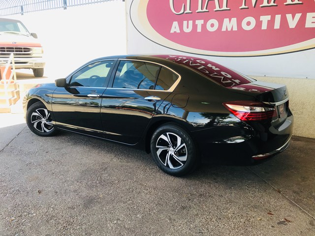 Used 2017 Honda Accord LX