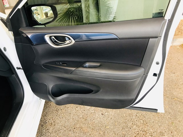2017 Nissan Sentra SR