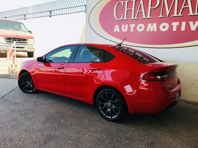 Used 2016 Dodge Dart SE