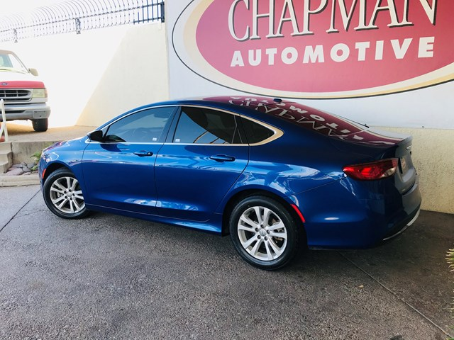 Used 2016 Chrysler 200 Limited