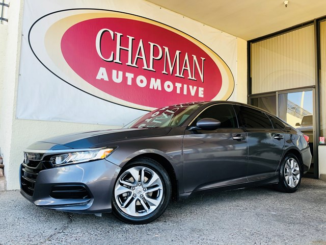 Used 2018 Honda Accord LX